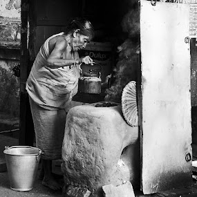 Morning Tea by Saumalya Ghosh - News & Events World Events