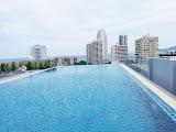 1 bedroom apartment on the great location, pratumnak hill.   Condominiums for sale in Pratumnak Pattaya