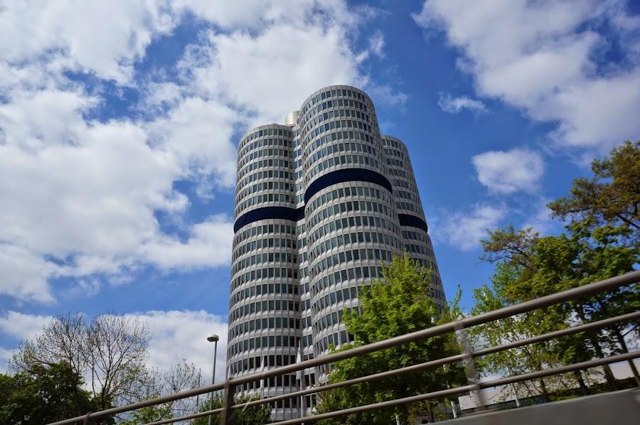 Штаб-картира БМВ в Мюнхене