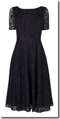 LK Bennett Celine lace dress
