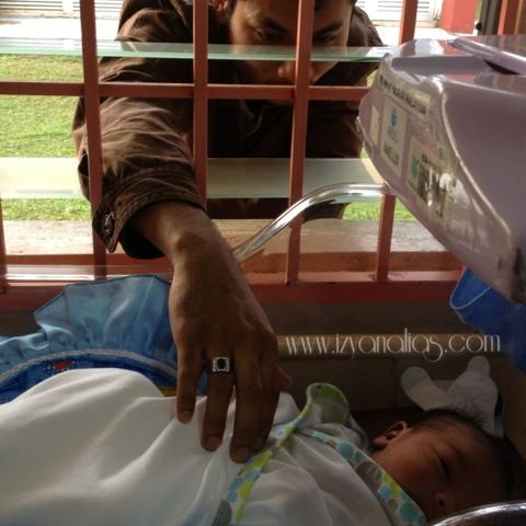 rawatan bayi kuning