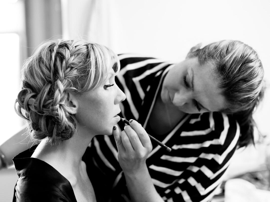 Domi & Katy   Wedding   Blue