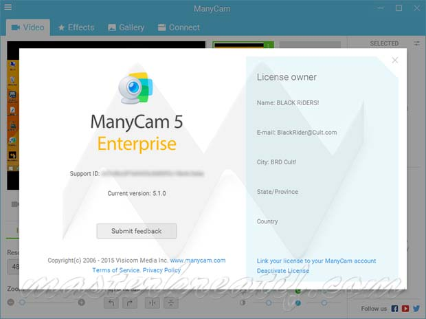 ManyCam 5.1.0 Enterprise