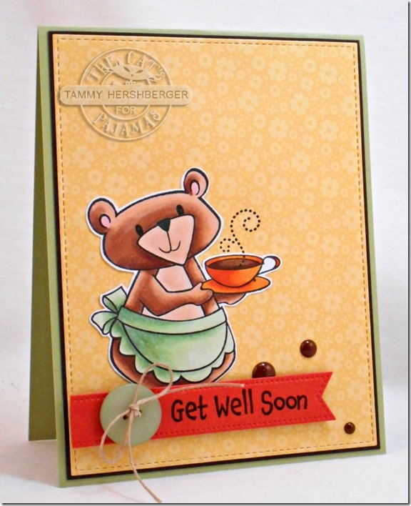 TCPTuesday288 Get Well by Tammy Hershberger
