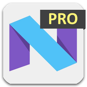 Nougat - Icon Pack PRO APK Cracked Download
