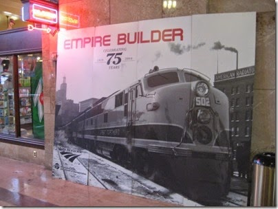 IMG_0772 Empire Builder Display at Union Station in Portland, Oregon on May 10, 2008