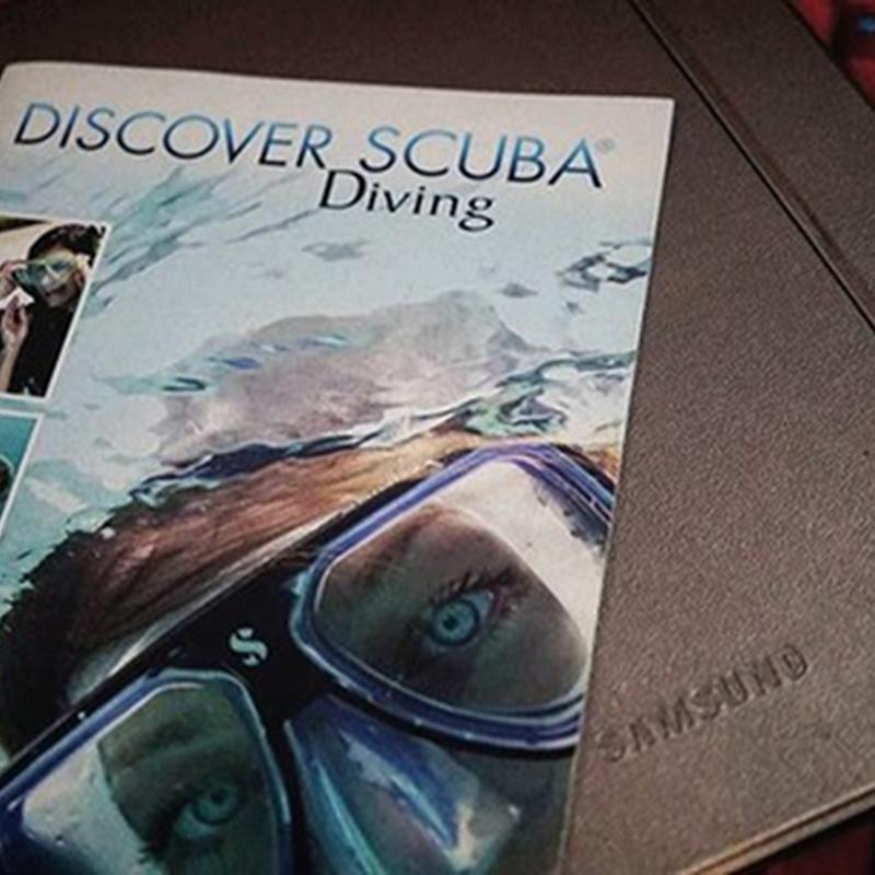 Pengalaman bersama Discover Scuba Diving !