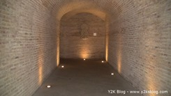 Il tunnel fra il Teatro Romano e la Cattedrale - Cartagena