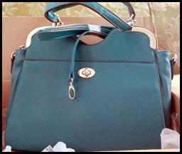 Lulu's Satchel Bag - Thoughts in Progress