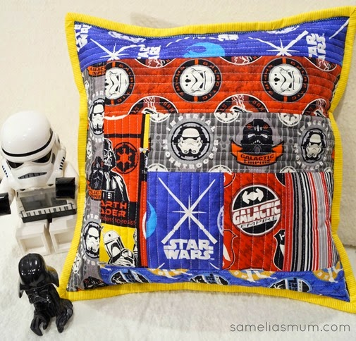 May the Fourth QAYG Cushion