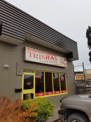 Trishan Fast Food, 4702 Keith Ave, Terrace, BC V8G 4K1, Canada, Fast Food Restaurant, state British Columbia