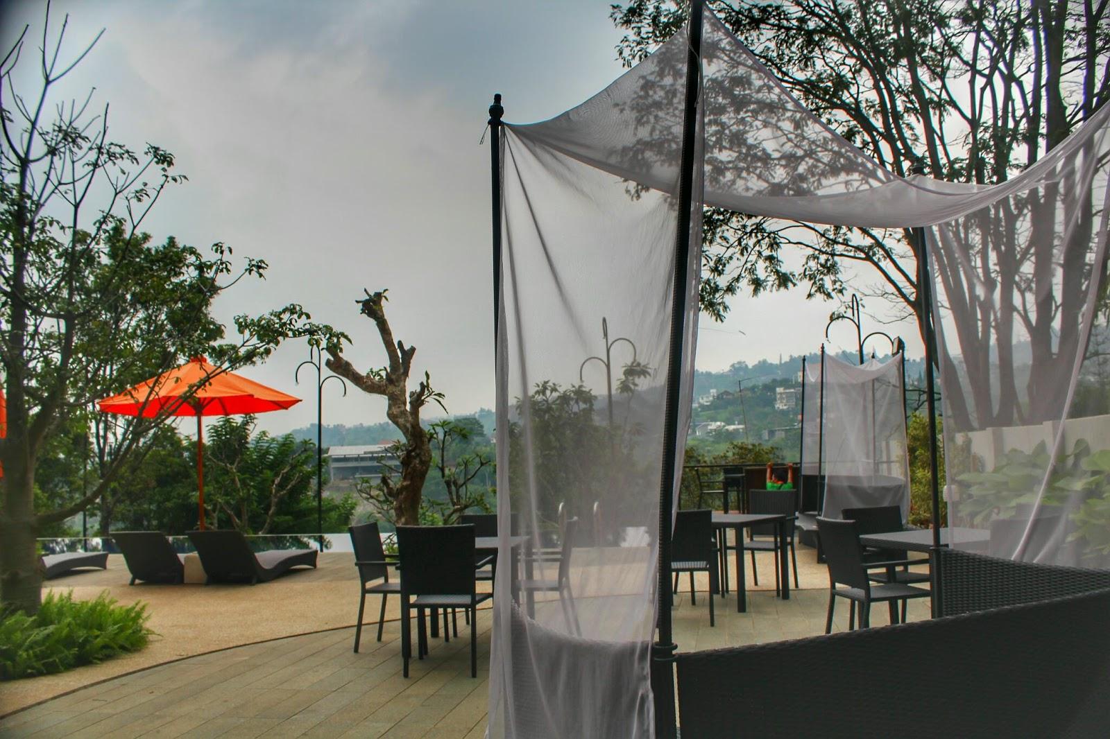 Clove Garden Hotel Residence Bandung Hotel Romantis Dengan View