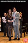 67: Entrega de Premios del 3er Concurso Internacional de Guitarra Alhambra 2015, en el Palau de la Música de Valencia.