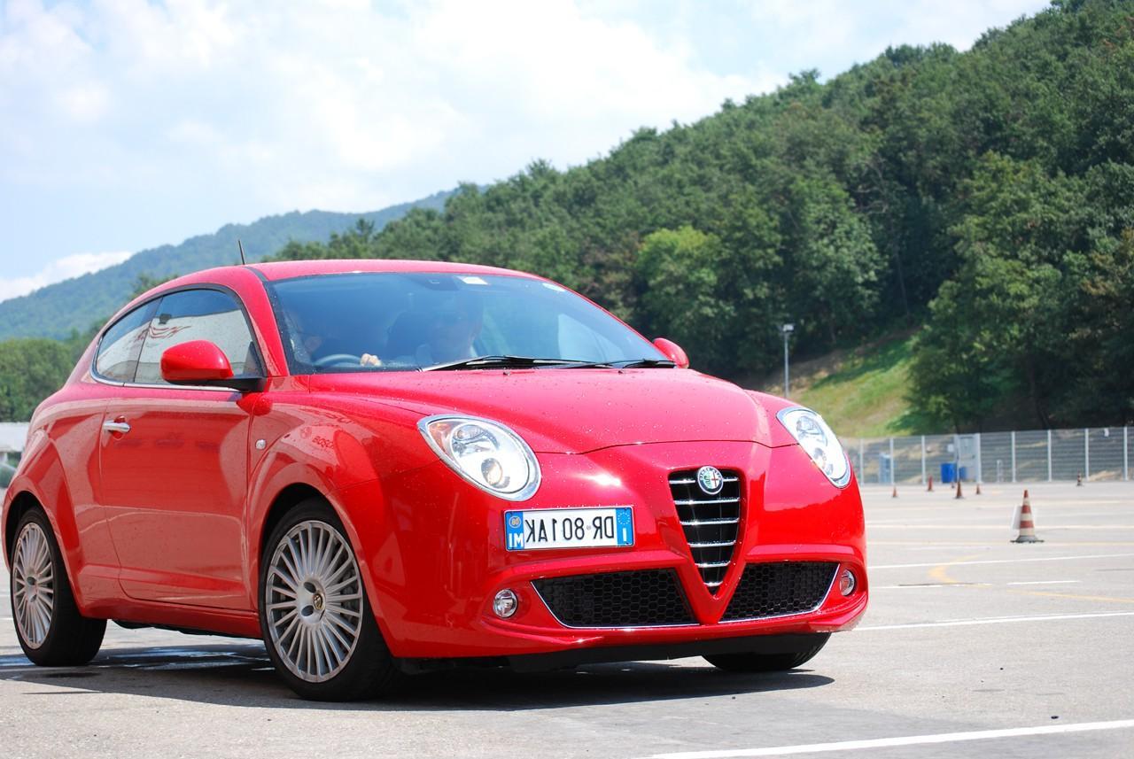 The Alfa MiTo will finally get
