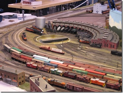 IMG_0743 United Northwest Model Railroad Club Legacy N-Scale Layout at the WGH Show in Puyallup, Washington on November 21, 2009