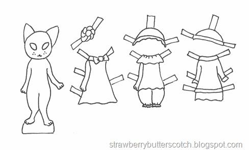 Cat Paper Doll (1280x770)