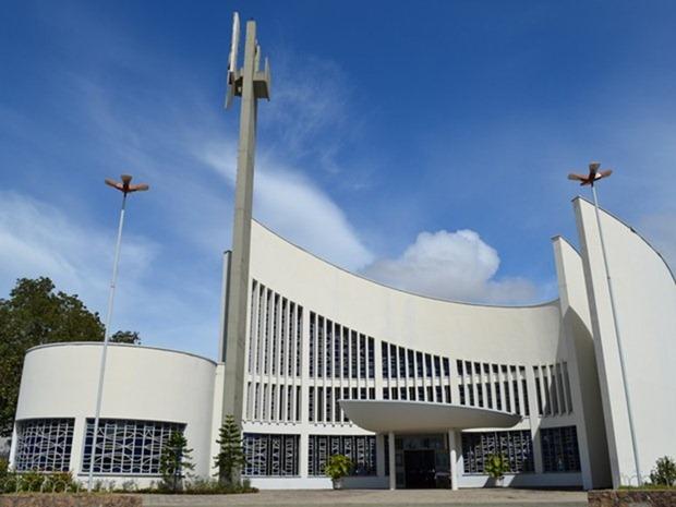 Catedral Cristo Redentor - Boa Vista, Roraima, fonte: G1 Globo