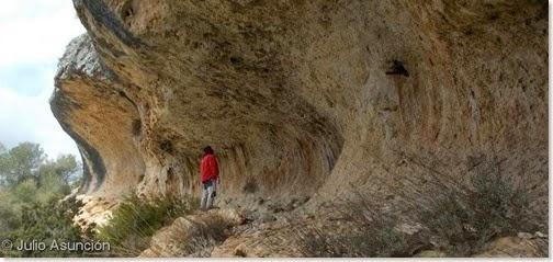 Abrigo I del Barranc de les Coves - Alcoy