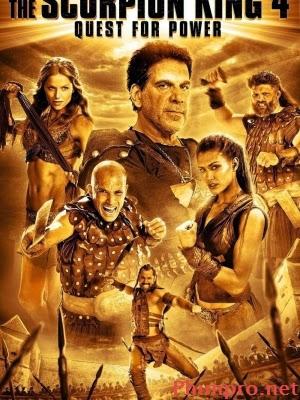 Phim  Vua Bọ Cạp 4: Truy Tìm..
