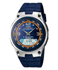 Jam Tangan Wanita Stainless Latar Putih Casio Standard : LTP-V300D-7A