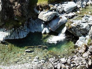 River Sprint waterfall