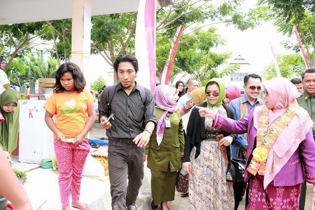 Pasar Lambocca Bantaeng, Modernisasi Tradisional-21
