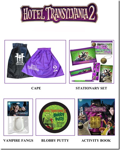 HT2 PROMOTIONAL ITEMS
