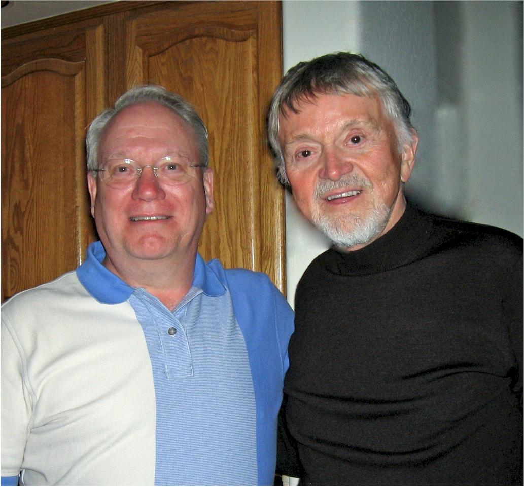 With Jack Stamp