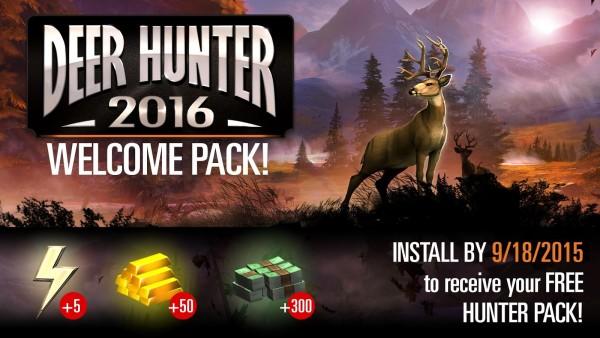 Deer Hunter 2016 v2.0.1 Full Hileli Mod Apk İndir