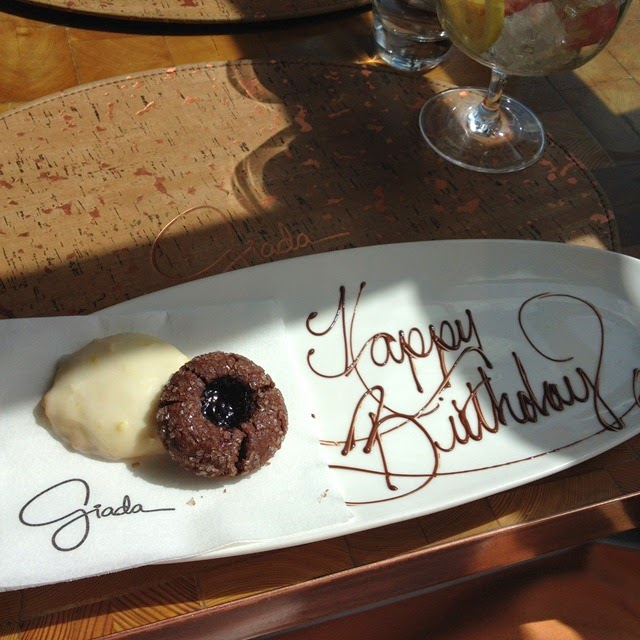 happy birthday from giada