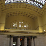 Inside Union Station in downtown Chicago 01152012b