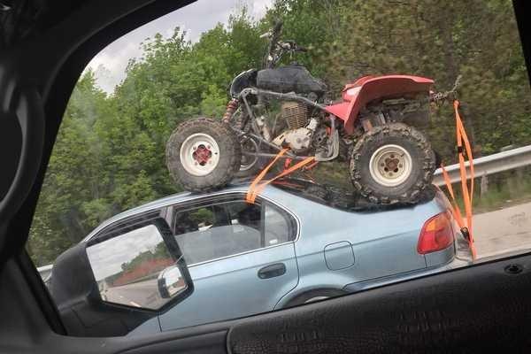 Eu acho que você esta usando o veículo errado 8