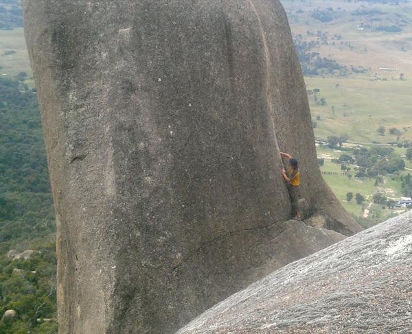 gibraltar rocks