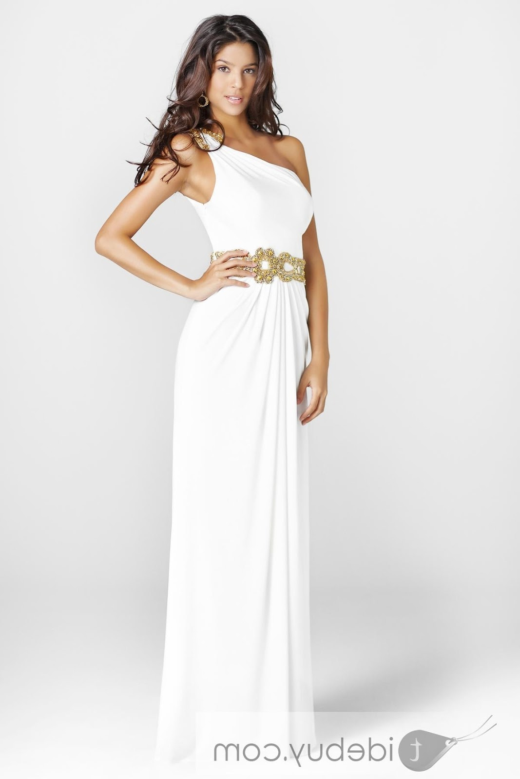 Prom Season  One-Shoulder