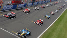 Start grid of the 2006 British F1 Grand Prix