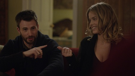 Chris Evans & Alice Eve - BEFORE WE GO