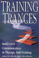 Cover of John Overdurf's Book Training Trances