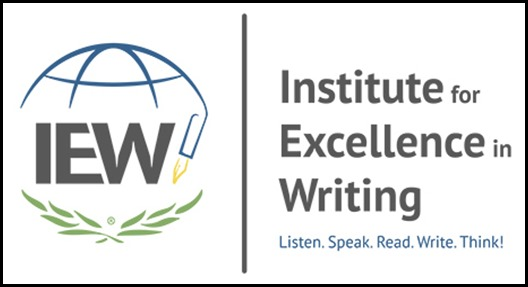 excellence in writing reviews For quite some time, i have been hearing wonderful things about institute for excellence in writing (iew) i was excited to find out i was selected to try out the deluxe combo teacher/student writing package level a with fix it grammar 1 & 2:, a word write now and portable walls.