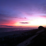 Sunset over the Gulf of Mexico in Destin FL 03232012b