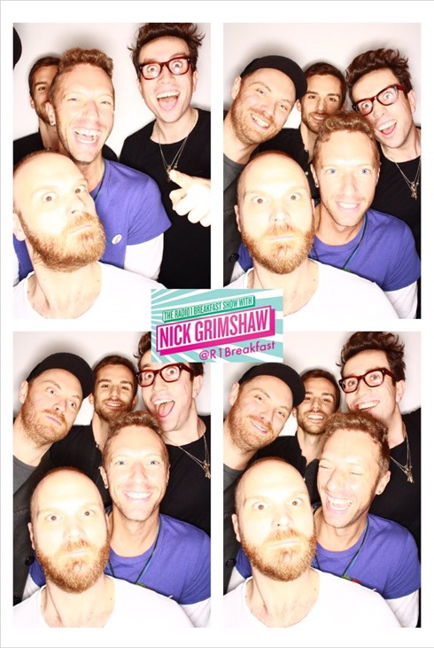 2015-11-06 Nick Grimshaw Show BBC1-2