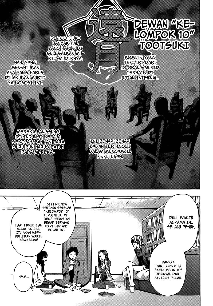 Shokugeki no Souma Chapter 7-9