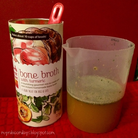 Rubicon Days The Honest Kitchen Bone Broth Is Comfort Food For Dogs - The honest kitchen recall