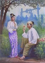 Image result for ပန္းခ်ီ