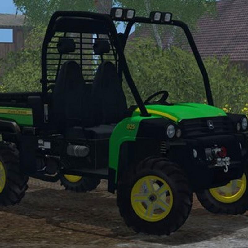 Farming simulator 2015 - John Deere Gator 825i v 1.0
