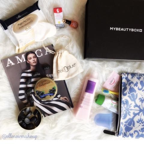 My Beauty Box luglio 2015