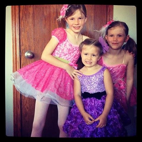 ballet - girls