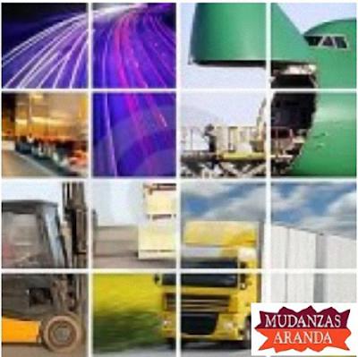 Transporte en Aranda