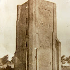 Templar tower at Nieuport