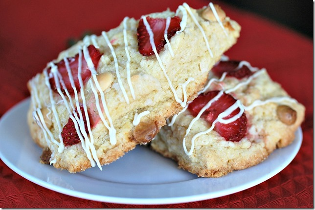 Strawberry Scones3