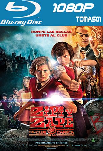 Zipi y Zape y el club de la canica (2013) BDRip 1080p DTS-HD